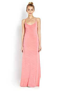 Go-To Striped Maxi Dress UCLICK SHIPPING: (0.5kg) fr $9, $12.00 (WAS $14.80) Maxi Dresses would never go wrong for any classy and elegant lady