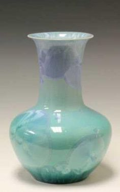 Turquoise Vase by Duly Mitchell
