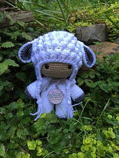 Ravelry: sandyeggers02's Little Lamb Big Head Doll