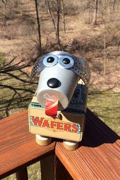 robot dogs, dog robots, robot sculpture, dog sculptures, dog art, gifts for dog lover, robot, robot dog, robots, bots - Wafers