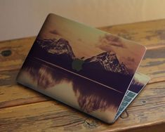 Mountain landscape Macbook 12 In Skin Nature Decal Apple 2018 Macbook Pro 15 Mac Book Cover Mac Macbook Skin, Macbook Pro, Diy Flowers, Paper Flowers, Macbook Screensaver, Macbook Air 13 Cover, Macbook Air Wallpaper, Middle Earth Map, Flower Wall Backdrop