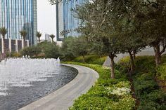 burj khalifa landscape - Google Search