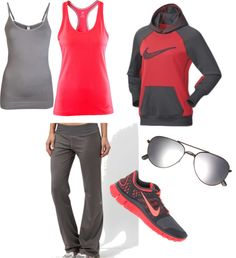 """""""workout gear"""" by zenbrooks on Polyvore"""