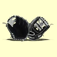 """The 2017 Wilson A2000 11.25"""" Baseball Glove: A20RB171788 is the perfect choice for an adult or elite middle infielder."""
