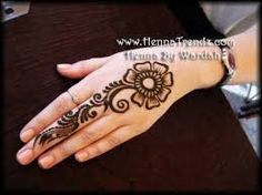 simple henna tattoos - Google Search