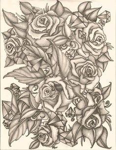 40 Best Rose Half Sleeve Tattoo Designs Images Half Sleeve Tattoos