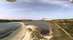 xXx - First Flight DJI Phantom 2 in Porto Coda Cavallo - Sardinia