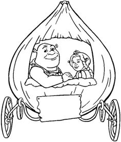 Interactive Magazine: PRINCESS FIONA COLORING PAGES