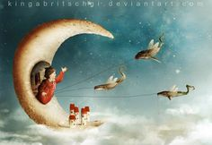 Arte de Kinga Britschgi
