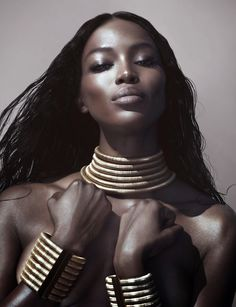 Lost In Vogue  Naomi Campbell by Mert Alas & Marcus Piggott for Interview September 2014