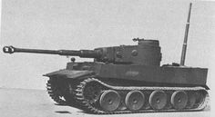 Panzerkampfwagen VI Tiger 1 Ausf.E