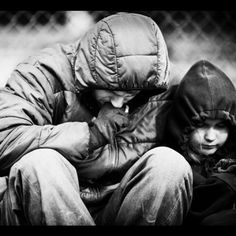 Don't forget! That the fastest growing group of homeless people is children under 9 years of age