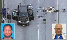 Muslim couple who killed 14 'had ties to international terror'