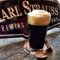Seems interesting, Shhhh. Karl Strauss Peanut Butter Porter returning soon! (Hint: check out LA Beer Week).........