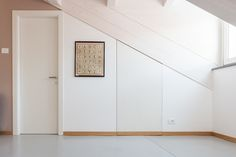 #modernattic #interior #klimahauscertificatedA