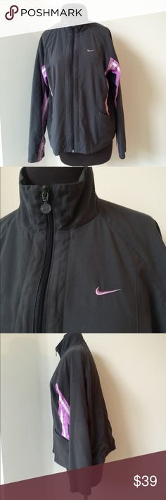 ❗️Nike Grey Lavender Trim Jacket MSRP $98! ❗️Nike Grey Lavender Trim Zip Up Jacket. Retails $98. Size large, good condition. Feel free to make an offer! Selling to the first reasonable offer i receive ;-) OR, buy 1 item at list price get 2nd item of lesser value FREE! ;-) Nike Jackets & Coats