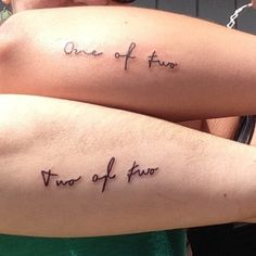 matching tattoos for friends | Matching Best Friend Tattoos Pinterest tattoos