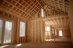 Construction loans can fund the purchase of land and structures (like homes, garages, and more) that you plan to build or renovate.
