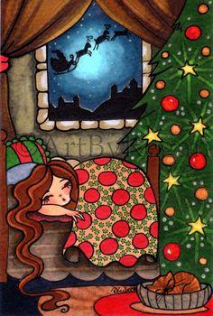 Waiting For Santa by Regs.deviantart.com on @deviantART