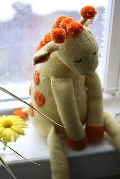 Knit Toys for Summer - Fabric.com Blog
