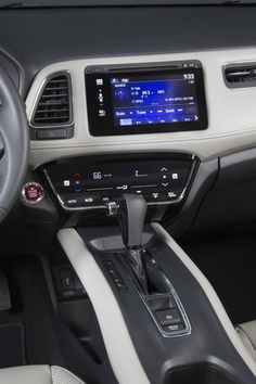 2016 #Honda #HRV interior