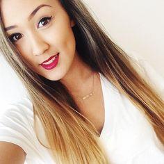 shameless selfie cuz I had lipstick on