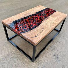 Diy Resin River Table, Wood Resin Table, Epoxy Resin Table, Epoxy Resin Art, Resin Table Top, Resin Furniture, Art Furniture, Garage Furniture, Personalised Chopping Board