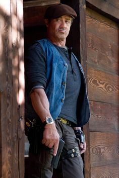 sylvester stallone photos   | Sylvester Stallone as Barney Ross