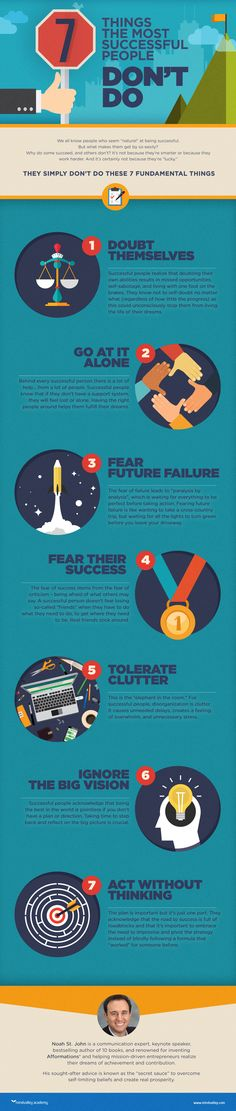 7 Things the Most Successful People Don't Do | Mindvalley Academy