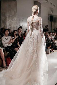 Reem Acra Bridal Spring 2016 / Wedding Style Inspiration / LANE
