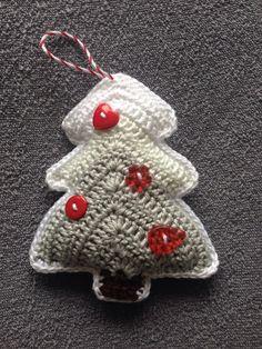 Kerstboom - made by boukje - december 2013