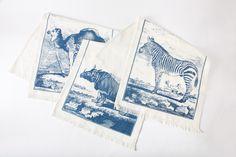 Etchings Hand Towel (Set of 3)