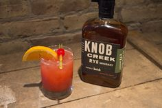 Bourbon Drinks: Bourbon Drink Recipes   Knob Creek®