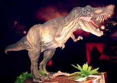 Feria de Valladolid acogerá los días 15, 16 y 17 de abril Dino Expo XXL, una muestra en la que se presentan más de 80 dinosaurios y animales de la edad de hielo a escala de real.