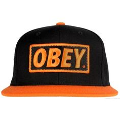 3f38be4c53c obey snapback cap Los Angeles Lakers bulls hats TISA caps accept... ❤ liked  on Polyvore