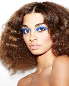 An Out-of-This-World Blue Eye Inspired by the Look at Céline