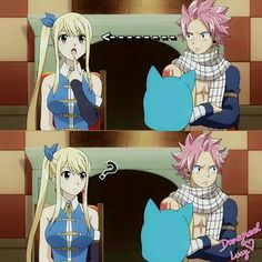 So cute😍 from Dragneel Lucy