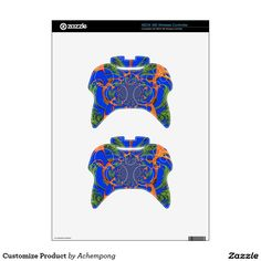 Customize Product Xbox 360 Controller Skin #Beautiful Fantastic Feminine Design Gifts - Shirts, Posters, Art, & more Gift Ideas