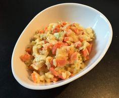 Rezept Chris' Coleslaw - Amerikanischer Krautsalat von Chris76 - Rezept der Kategorie Vorspeisen/Salate