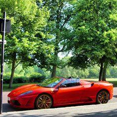 Ferrari Scuderia / 80% OFF Private Jet Flight! www.flightpooling.com  #ferrari #auto