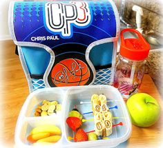 Life's Perception & Inspiration: Chris Paul Insulated Lunch Bag and Water Bottle | #ChrisPaul