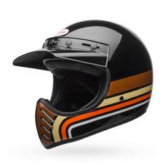 Bell Moto 3 Stripes
