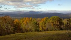 """The """"Million Dollar View"""" at Spring Farm, Mohonk Preserve"""