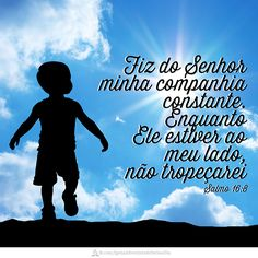 Salmo 16 Fiz do SENHOR minha companhia