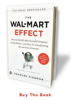 Wal-Mart & how it is effecting our economy. Don't have much a choice here. Try not to go to often.