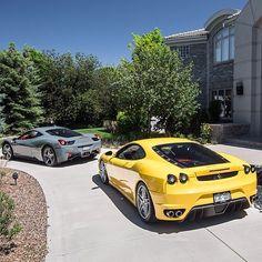 Ferrari F430 Challenge, #Car #Ferrari #Light #LamborghiniGallardo Lamborghini, 2009 Ferrari F430 Coupe, Automotive lighting - Follow @extremegentleman for more pics like this!