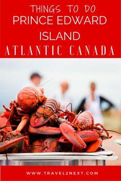 Atlantic Canada travel guide covering the provinces of Newfoundland and Labrador, Prince Edward Island, Nova Scotia and New Brunswick Pei Canada, Canada 150, Canada Party, Canada Holiday, Atlantic Canada, Visit Canada, Canada Travel, Canada Trip, Prince Edward Island