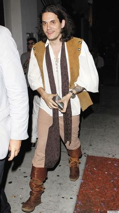john mayer pirate