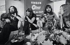 Pink Floyd, Japan 1972