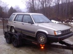 Mercer, PA  $500 / runs and drivesTercel 4wd / Extremely rough condition
